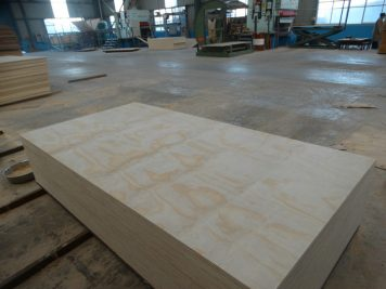 China Softwood Radiata Pine plywood