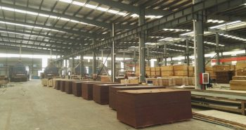 Film Face Plywood (Marine Grade Formply)